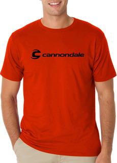 Remera Cannondale Bicicletas