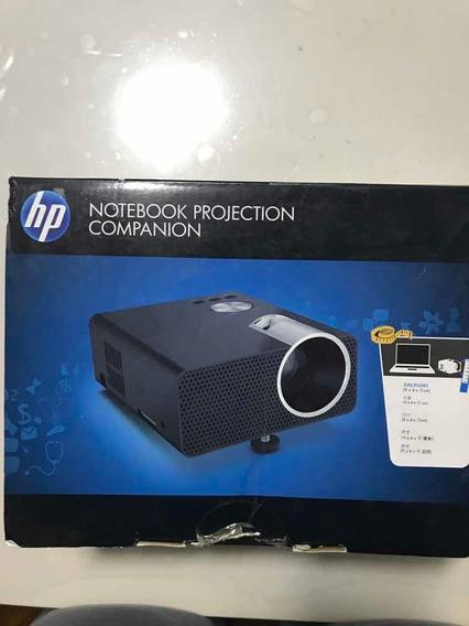 Mini Projetor Hp - Notebook Projection Companion