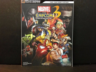 Marvel Vs. Capcom 3 -guia De Estrategia