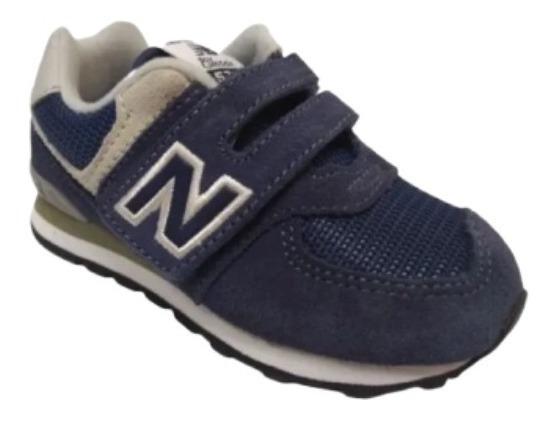 Zapatilla Niño New Balance Velcro Az - Iv574gv