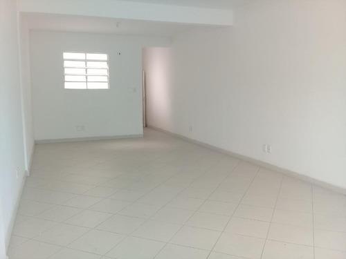 Andar Corporativo Comercial Para Alugar, 250 M² Por R$ 6.000/mês - Centro - Santos/sp - Ac0008