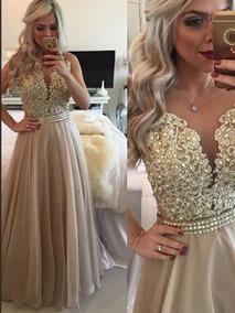 Vestido Hermoso!! Nuevo Importado
