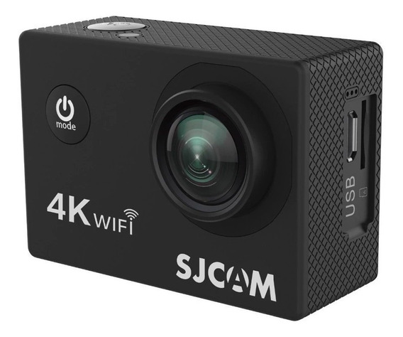 Câmera De Ação - Sjcam Sj4000 Air - 4k Original