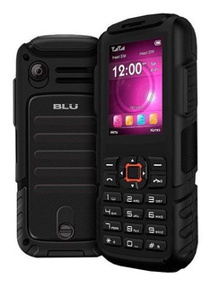 Celular Blu Tank Mega Dual Sim Tela 2.4 Câmera Envio Imedia