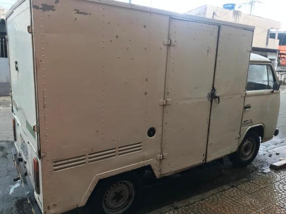 Kombi Furgao - Food Truck - Ano 89