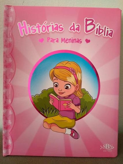 Livro Infantil - Histórias Da Bíblia Para Meninas