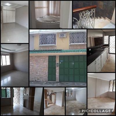 Casa De 4 Dormitorios 5 Baños Al Norte De Guayaquil