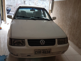 Volkswagen Santana 1.8 4p Álcool 2002