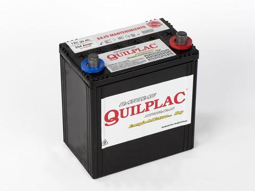 Bateria Auto Quilplac 12v X 50ah Honda Fit. Quilmes.