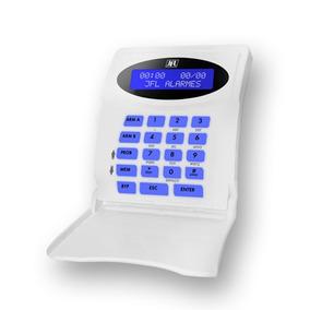 Teclado Lcd Tec-300 Para Centrais Monitoravéis Jfl