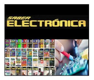 Curso Club Saber Electronica (50 Revistas)