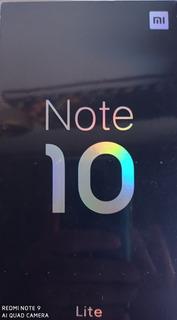 Smartfone Xiaomi Note 10 Lite