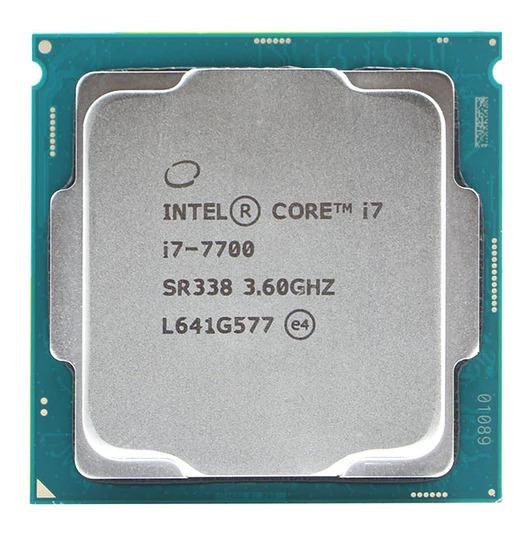 Processador Intel Core I7 7700 3,6ghz Lga 1151