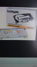 Toner Lexmark Yellow-20k0502