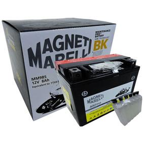 Bateria Burgman 400 2015 Ytx9-bs 8ah Magnet Marelli Original
