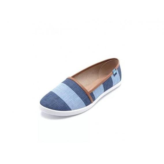 Sapatilha Beira Rio Alpargata 4205.113 - Jeans