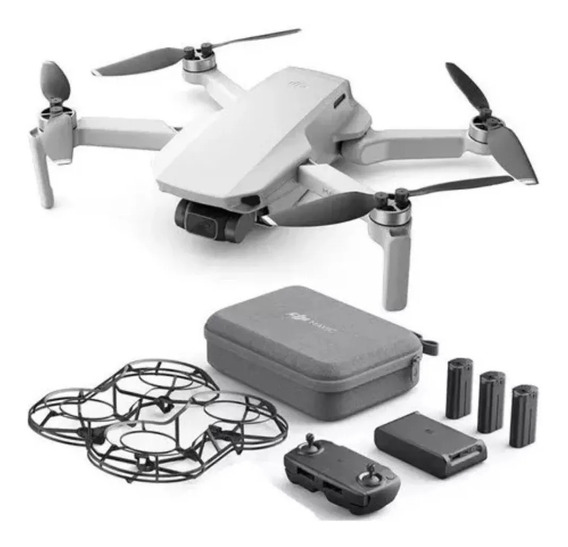Dji Mavic Mini Fly More-anatel+nf+sedex = 2.299,99