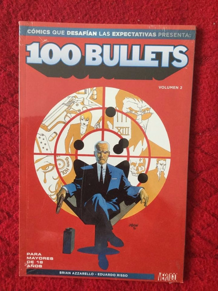 100 Bullets Vol.2 Televisa