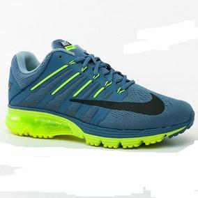 Tenis Nike Air Max Excellerate Cinza/amarelo Original