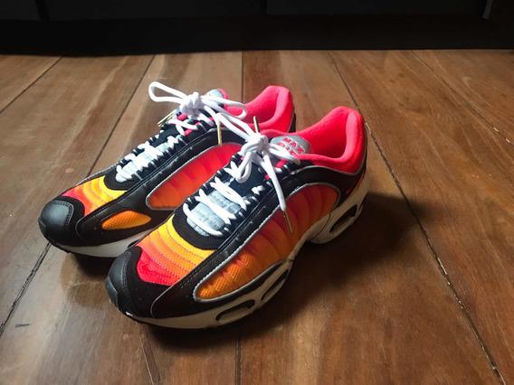 Tênis Nike Tailwind Refletivo N 42,5 Importado Seminovo