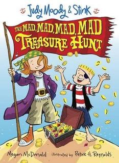 Judy Moody & Stink:the Mad Mad Mad Mad Treasure Hunt # Kel E