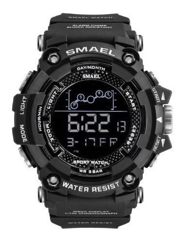 Relógio Smael 1802 Original - Prova D