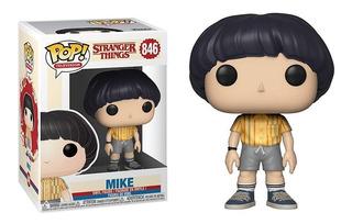 Funko Pop Mike Stranger Things 846 Nuevo Original Stock