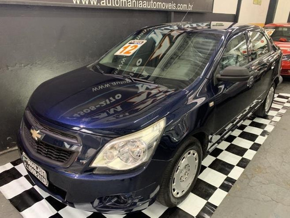 Chevrolet Cobalt Ls 1.4 8v (flex) Flex Manual