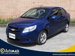 Chevrolet Sail Sedan Ltz, Mt 1.4
