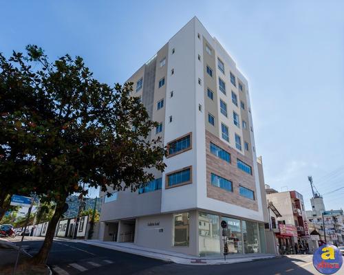 Imagem 1 de 5 de Apartamento 1 Quarto, 1 Vaga De Garagem No Bairro Nações Em Balneário Camboriú/sc - Imobiliária África - Ap00518 - 69809116