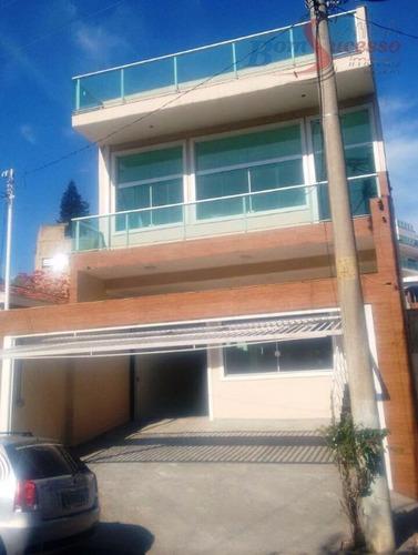 Imagem 1 de 17 de Prédio Para Alugar, 900 M² Por R$ 15.000,00/mês - Tatuapé - São Paulo/sp - Pr0052