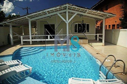 Imagem 1 de 9 de Casa Com 5 Dormitórios À Venda, 178 M² Por R$ 1.400.000,00 - Juquehy - São Sebastião/sp - Ca0136