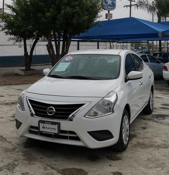 Nissan Versa Sense 2018 Aut.