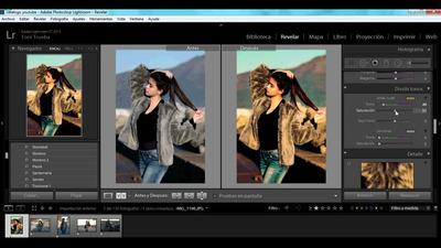 Edicion Y Correcion En Adobe Lightroom