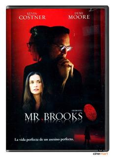 Mr Brooks Kevin Costner Pelicula Dvd