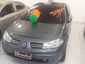 Renault Megane Sedan 1.6 Dynamique Hi-flex 4p