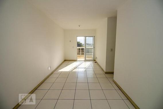 Apartamento No 2º Andar Com 3 Dormitórios E 1 Garagem - Id: 892973486 - 273486