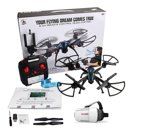 Drone Camera Wifi Fpv Imagens Ao Vivo Quadricoptero