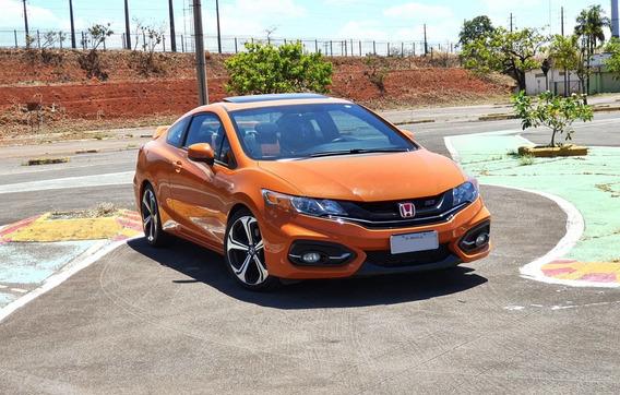 Honda Civic Si K24 Impecável 2.4 Aceito Algumas Trocas