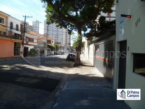 Imagem 1 de 15 de Prédio Residencial À Venda Na Vila Monumento - Dp4883