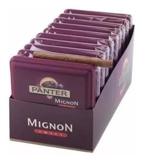 Cigarritos Panter Mignon Sweet Estuche X 20 - Habanos