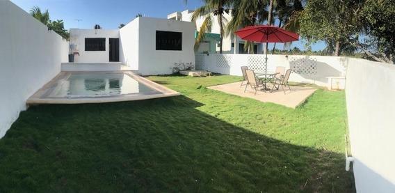 Casa En Renta (chicxulub Pto., Yucatan)