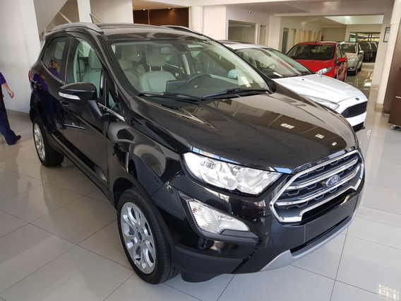 Ford Ecosport Titanium At 1.5 Automatica 0km Oferta As2