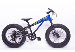 Fat Bike Slp Rodado 20