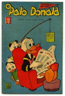 Pato Donald Zé Carioca Lote 82 Revistas Anos De 1963 A 1965