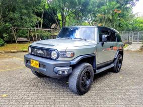Toyota Fj Cruiser Serie Black Ii Sin Pico Y Placa