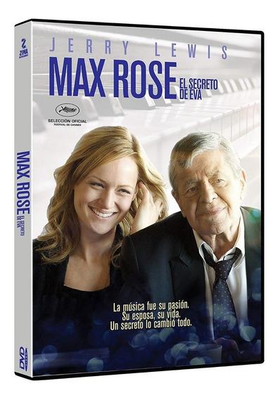 Max Rose El Secreto De Eva Pelicula Dvd