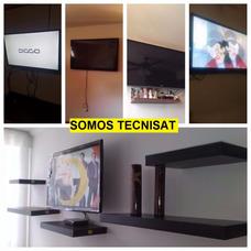 Instalacion Y Venta Soportes Tv Led Lcd Curve Plasma Instala