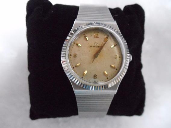 Raro Super Vintage Relógio Eterna Matic 1000 Automático