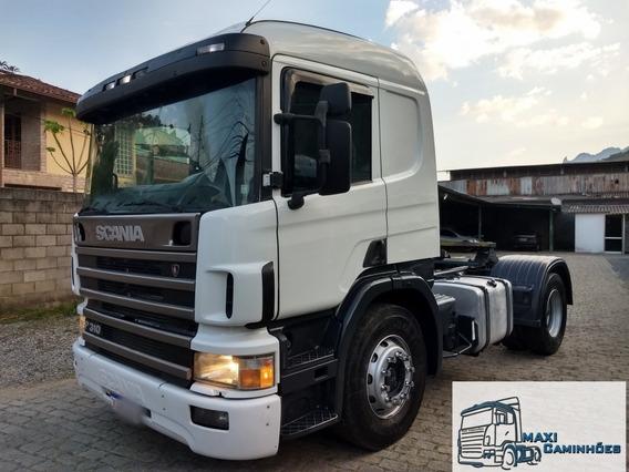 Scania P94 310 4x2 Teresópolis Rj